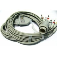 Cablu Ekg 10 Fire Fara Protectie Defibrilare